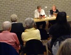Christian und Marianne Hartung bei ihrer Lesung