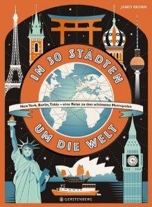 In 30 Städten um die Welt. James Brown