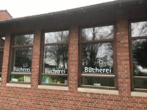 Neuigkeiten in derevangelischenöffentlichen Gemeindebücherei Pfalzdorf